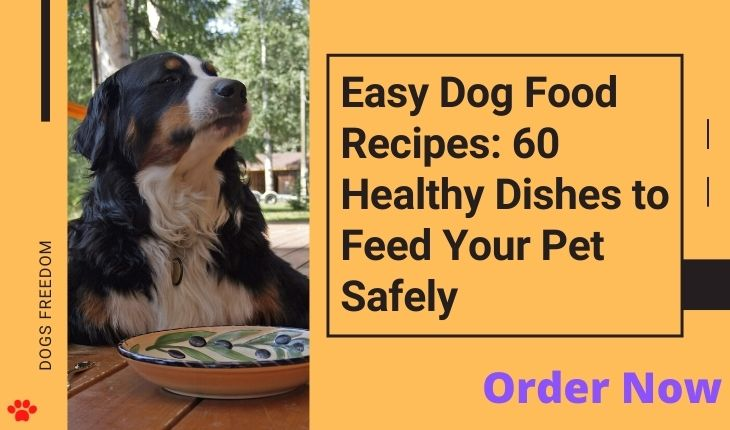 Balanced Nutrition for Dogs: The Best Cookbook You Can Get Your Hands On!